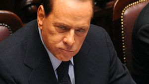 Verurteilt! Berlusconi muss 7 Jahre in den Knast
