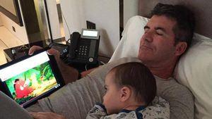 Simon Cowell will, dass sein Sohn mit 10 die Schule verlässt