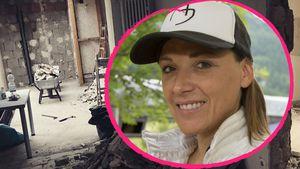 Simone Ballacks Baustelle am Haus