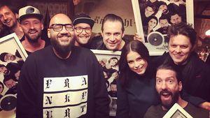 """Völlig baff: """"Sing meinen Song""""-Crew bekommt Platin für CD!"""