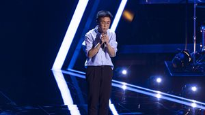 "Mit spontaner Rap-Einlage: Sion flasht ""The Voice""-Coaches"