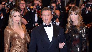Wow-Auftritt: Sylvester Stallones Tochter verzaubert Cannes!