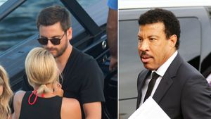 Liebe bei Scott & Sofia: Papa Lionel Richie total geschockt!