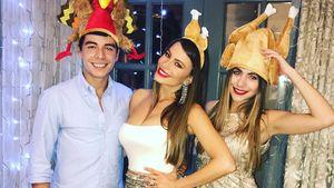 Mega-Thanksgiving: So stilvoll feiert TV-Star Sofia Vergara!