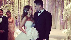 Sofia Vergara und ihr Mann Joe feiern fünften Hochzeitstag!