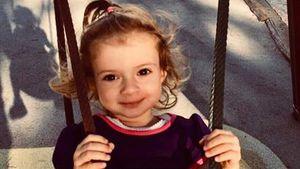 Nach dem Zählen: Sophia Cordalis kann ihren Namen sagen