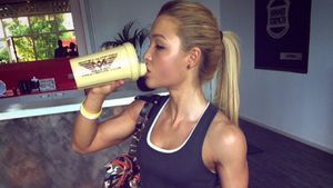 Sophia Thiel, Fitness-Bloggerin und Bodybuilderin