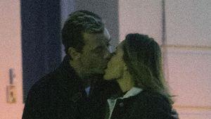 Sophia Thomalla und Gavin Rossdale knutschen heftig herum