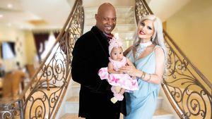 Amanda ist elf Monate: Sophia Vegas plant Geburtstagsparty