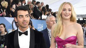 So geht es den Neu-Eltern Joe Jonas und Sophie Turner