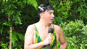 Maiskolben-Hype: Wo hat Dschungel-Matthias den Badeanzug her