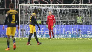 Bundesliga-Schock: Eintracht-Frankfurt-Fan stirbt im Stadion