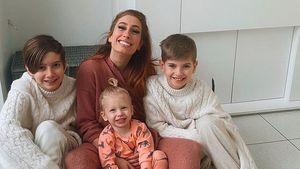 Stacey Solomon vergaß, ihre Kinder von der Schule abzuholen
