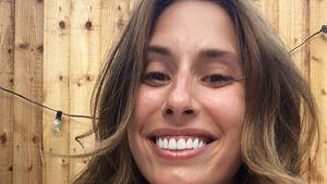 Erschöpft: Stacey Solomon postet ehrliches Neu-Mama-Bild