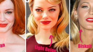 Star-Appeal: Welcher Lippenstift passt zu wem?