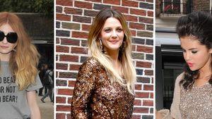 Selena Gomez, Drew Barrymore und Nicola Roberts