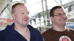"""Große Geste: Stefan Raab widmet Elton letzte """"TV total""""-Show"""