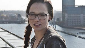 An wen kuschelt sich Stefanie Heinzmann?