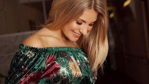 Am 3. Advent: Hot Banditoz-Steffi zeigt megarunde Baby-Kugel
