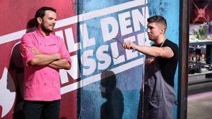 """""""Grill den Henssler""""-Auftakt: Steffen schlägt die Promis!"""
