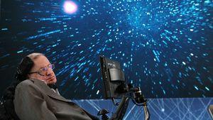 Verstorbener Stephen Hawking: Das ist seine letzte Botschaft