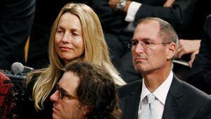 Steve Jobs' Witwe Laurene Powell neu verliebt