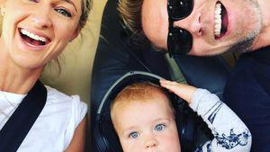 Ronan Keatings Frau von Sohn (1) mit Gabel verletzt