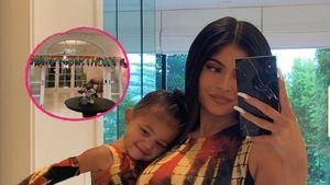 Stormi wird drei: Mama Kylie Jenner schmeißt eine Mega-Party