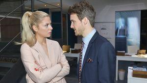 Nach GZSZ-Lügen-Schock: Soll Sunny Stillschweigen bewahren?