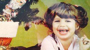 Weihnachts-Throwback: So süß war Susan Sideropoulos als Kind
