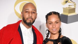 Romantische BET Awards: Alicia Keys in süßer Knutsch-Laune