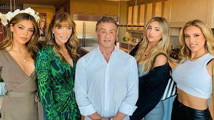 """Familie für Sylvester Stallone """"größtes Geburtstagsgeschenk"""""""