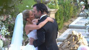 Sylvie Meis und Niclas Castello: Erste Fotos ihrer Hochzeit