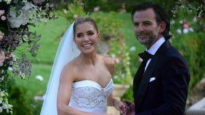 Wedding-Wochenende: So extravagant war Sylvies Hochzeit!