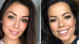 Dessous-Model Tahnee sieht aus wie Fernanda Brandaos Twin!