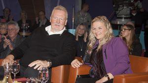 Tamme und Carmen Hanken 2012 zu Gast in der NDR Talkshow in Hambur