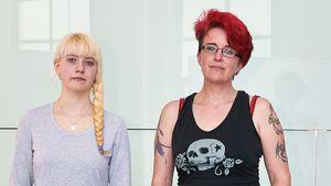 Guidos Umstyling: Aus Rocker-Mama wird eine Lady