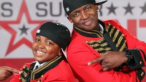 """Supertalent""-Nilson Mufume (†23) ist tot!"