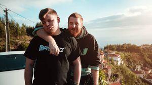 YouTube-Stars Tanzverbot und Unge von Stalkern heimgesucht
