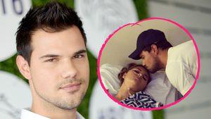 """""""So tapfer"""": Taylor Lautners Schwester hatte schwere Herz-OP"""
