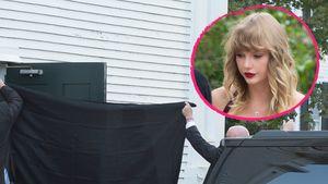 Taylor Swift bei Hochzeit ihrer BFF: Abgeschirmt & ausgebuht
