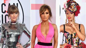 TayTay, J. Lo & Cardi B: Die auffälligsten Outfits der AMAs