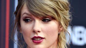 Ups! Taylor Swift beim Grammy-Jubeln ausgebremst