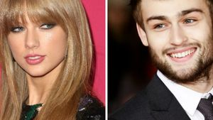 Taylor Swift und Douglas Booth
