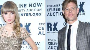 90210-Star: Gab Taylor Swift ihm ihre Nummer?
