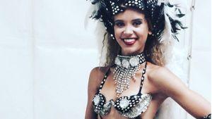 Taynara Joy beim Samba Festival in Coburg