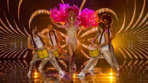 """Taynara Wolf in der 1. Show """"Deutschland tanzt"""""""