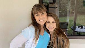 Terri Irwin sicher: Ihre Tochter Bindi wird eine tolle Mama