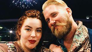 Supermodel Tess Holliday und Ehemann Nick