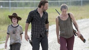 "Ohne Lotter-Look: Der ""Walking Dead""-Cast hinter der Kamera"